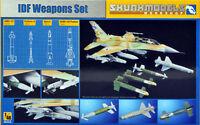 IDF WEAPON SET 1/48 Skunkmodels