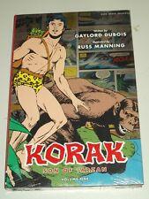 Korak, Son of Tarzan Archives: Vol 1 by Gaylord DuBois (Hardback) 9781616550950