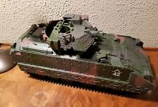 1:18 Bravo Elite Unimax Forces of Valor U.S M3A2 Bradley Fighting Vehicle Tank