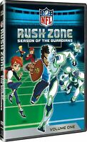 DVD - Animation - Rush Zone: Season of the Guardians - Volume 1 - NFL