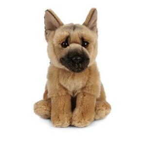 Living Nature German Shepherd Dog Soft Toy 20cm