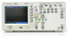 Hp Agilent Dso1012a Digital Oscilloscope 100mhz 2 Ch 2 Probes 100mhz 2 Gsas