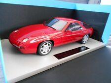 Porsche 928 S 928 s4 CS Club Sport Red Rouge 1988 ls Collectibles Resin Highen 1:18