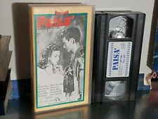 PAISA'. RARA VHS.