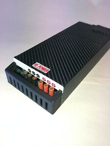 iCharger 12 Volt 75 Amp DC 900w Power Supply with three 4mm bullet Output