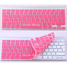 "Silicone Keyboard Keypad Cover Protector for Apple 13"" 15"" MacBook Pro UK"