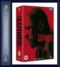 LUTHER- COMPLETE SERIES 1 2 & 3  **BRAND NEW DVD BOXSET**