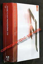 NUOVO: Adobe Flash Professional cs5 tedesco Macintosh IVA. CS 5