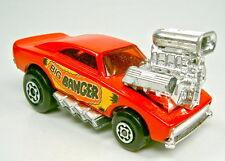 Matchbox Superfast Nr. 26B Big Banger rot orange Scheiben top