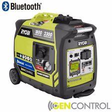 Ryobi RYi2300BTA Bluetooth 2300 Watt Portable Generador Digital (Enviar Para PR)