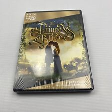 The Princess Bride Dvd Movie Mgm Rated Pg Cary Elwes Robin Wright Billy Crystal