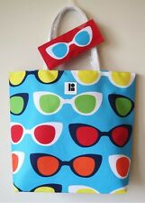 Estee Lauder Lisa Perry Design Tote Beach Bag With A Sunglasses Pouch
