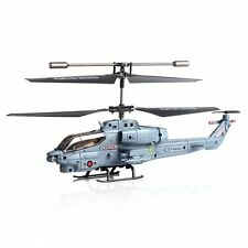 SYMA S108G 3.5 CHANNEL RC MINI HELICOPTER MARINES WITH GYROSCOPE INDOOR US Ship