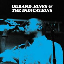 DURAND JONES & THE INDICATIONS LP Vinyl NEW 2018