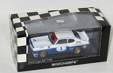 1/43 Ford Capri RS3100 ETC 1974 Zandvoort #5  Winners Stommelen/Mass