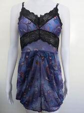 Polyamide Glamour Floral Sleepwear for Women