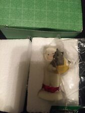 Dept 56 The Wizard Of Oz No Place Like Home, Toto Snowbabies Figurine 808707