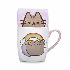 Taza Calcetin Pusheen unicornio