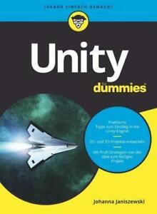 Johanna Janiszewski Unity für Dummies