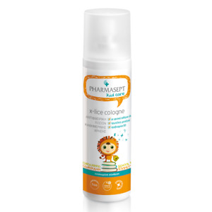 Pharmasept X-Lice Cologne Head Lice Preventive Lotion Every Day Use 100ml