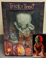 "Trick r Treat Sam 15"" Figure MIB Sideshow Doll or halloween horror neca mezco"