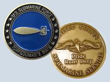 Submarine Rate TM Torpedoman's Mate Insignia Commemorative Coin