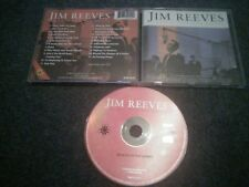 "Jim Reeves ""Have I Told You Lately"" 21 live broadcast recordings CD RARE VGC"
