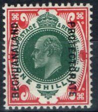 Edward VII (1902-1910) Single Bechuanaland Stamps (Pre-1966)