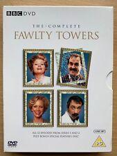 Fawlty Towers DVD Box Set TV Series Season 1 + 2 Classic BBC British Comedy