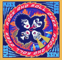 KISS Rock And Roll Over CD BRAND NEW Paul Stanley Gene Simmons