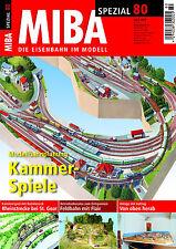 MIBA Spezial 80 - Kammer-Spiele