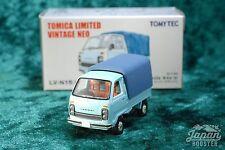 [TOMICA LIMITED VINTAGE NEO LV-N15b 1/64] HONDA TN-V TRUCK SUPER DELUX (Blue)