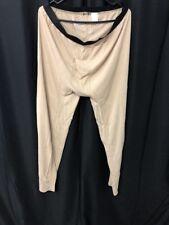 ONE NEW PAIR DRIFIRE Performance FR Wear Long Underpants Silk Weight Tan Large