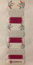 Jamberry 1/2 sheet  - ON THE FRINGE  SSX102014  - FREE SHIPPING