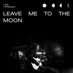 Fay Wildhagen Leave Me To The Moon Live 1lp Vinyl Rsd 2020 New Sealed