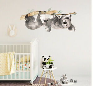 Koala Branch Australia OZ Animal Wall Stickers Kids Decal Nursery Decor Gift Art