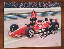 Arie Luyendyk Signed Indy 500 Autographed 8X10 Photo Indianapolis 1992
