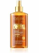 (7,33€/100ml) EVELINE SUMMER GOLD SPRAY Selbstbräuner SPRAY hellen Teint 150 ml