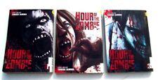 Hour of the Zombie Vol.1-3 by Tsukasa Saimura Manga Graphic Novel Horror Comic