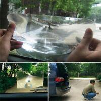 UK Window Wide Angle Fresnel Lens Car Vehicle Rear View Reversing Parking