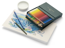 Faber Castell Albrecht Durer Watercolour Pencils Gift Box 36 Colours and Brush