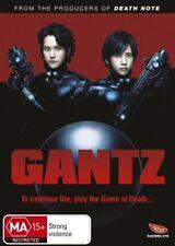 Gantz (DVD, 2011) SEALED, R4 Foreign Language, Cult