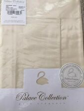 Yves Delorme CAPRI IVOIRE PILLOWCASE 55/85CMS 400TC PALACE COLLECTION LUXURY