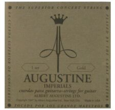 Augustine classical guitar strings imperial Gold