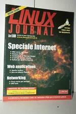RIVISTA LINUX JOURNAL ANNO 3 NUMERO 18 LUG/AGO 2001 USATA BUONO ITA VBC 50140