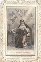 Canivet Sainte Thérèse de l'Enfant Jésus petite Thérèse de Lisieux XIXe Siècle