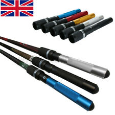 UK 12 Inch Pool Cue Long Stick Extension Push on Accessories Snooker Billiard