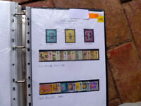 TRENGGANU MALAYSIA MINT & USED SG 107 TO124 17 STAMPS