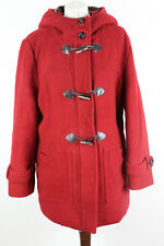 BEXLEYS Red Duffle Coat size 42