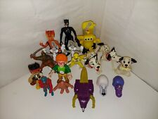 RANDOM LOT OF VINTAGE TOYS...MAINLY MCDONALDS HAPPY MEAL TOYS